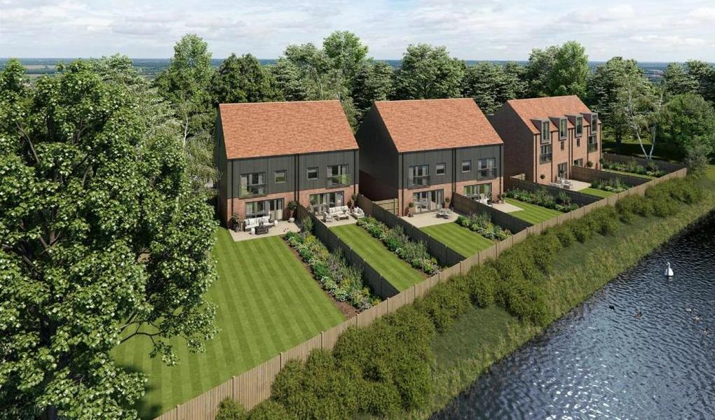 Property developers hertfordshire