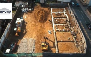 6 new build homes started in Bengeo