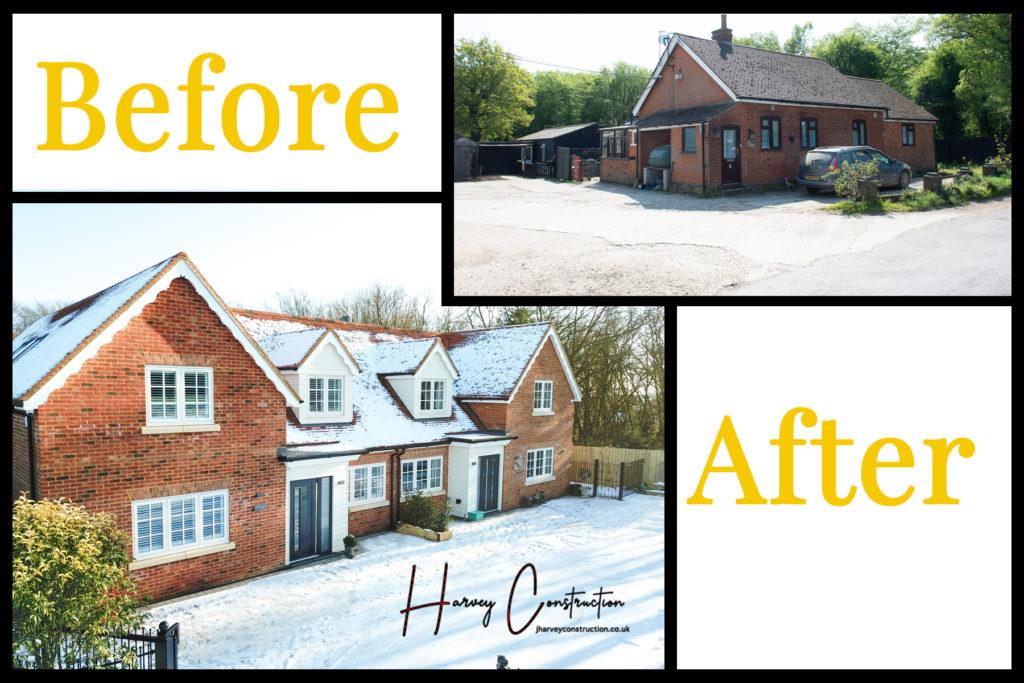 New Build Homes Cheshunt Hertfordshire