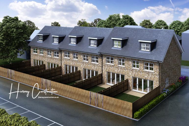 Bengeo 6 new build homes