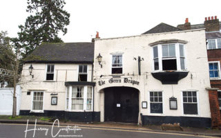 Green Dragon Pub Cheshunt 4 flats