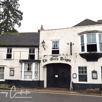 Green Dragon Pub Cheshunt 4 flats