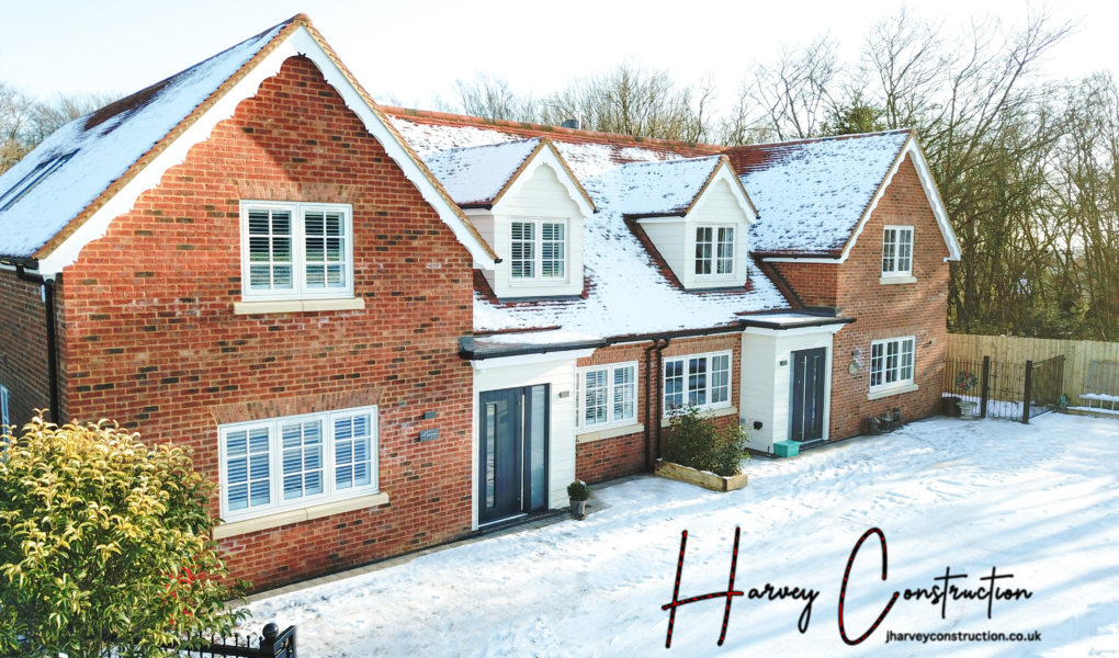 New Build Homes Cheshunt Herts