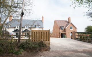 New Build Homes Walkern Hertfordshire