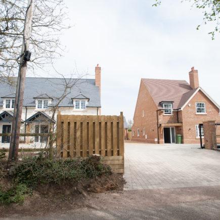 New Build Homes Walkern Hertfordshire