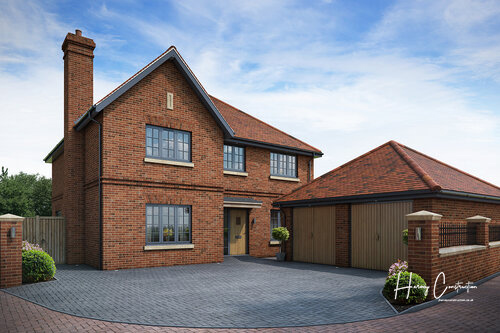 The Grove Five Luxurious Detached New Build Houses