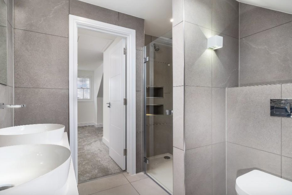 Bathroom New Build Home 404 Goffs Lane Hertfordshire
