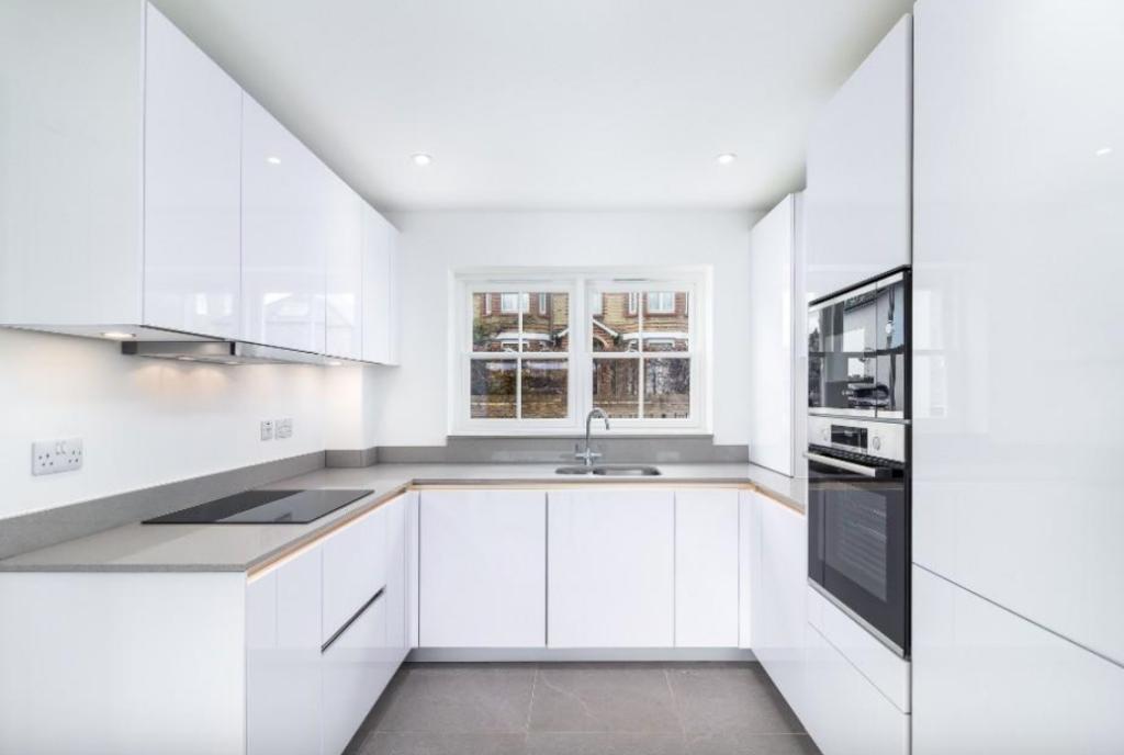 Kitchen New Build Home 404 Goffs Lane Hertfordshire